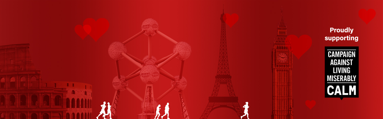 Tour d'Amour Virtual Challenge