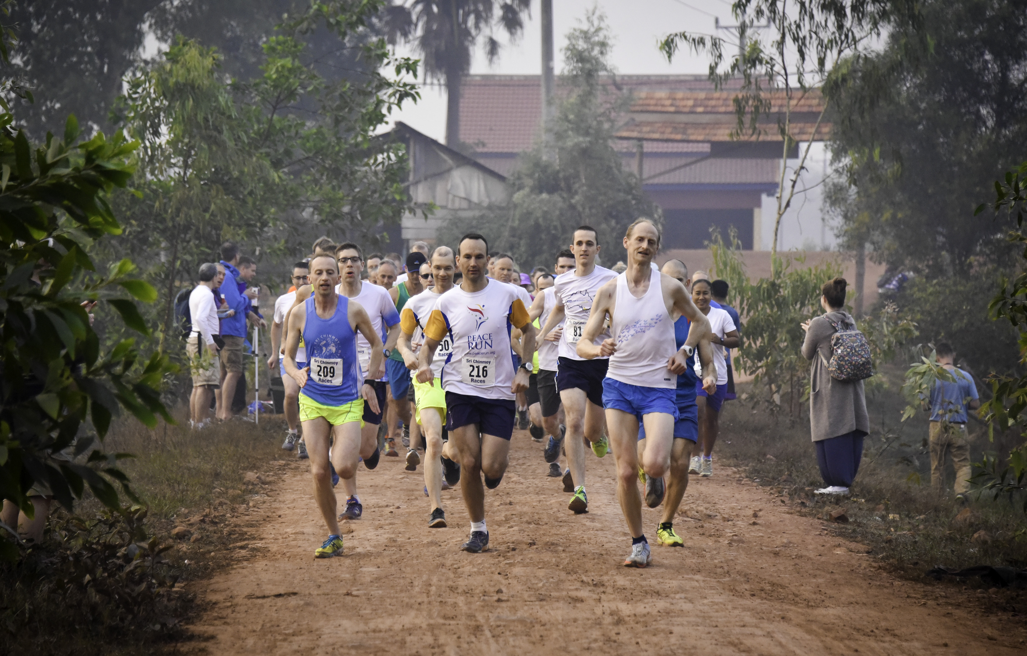 The Sri Chinmoy 2 Mile Grand Prix
