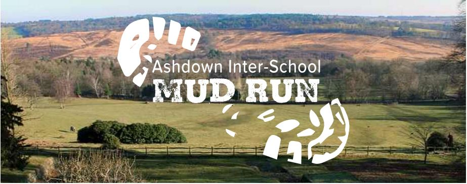 Ashdown Inter School Mud Run